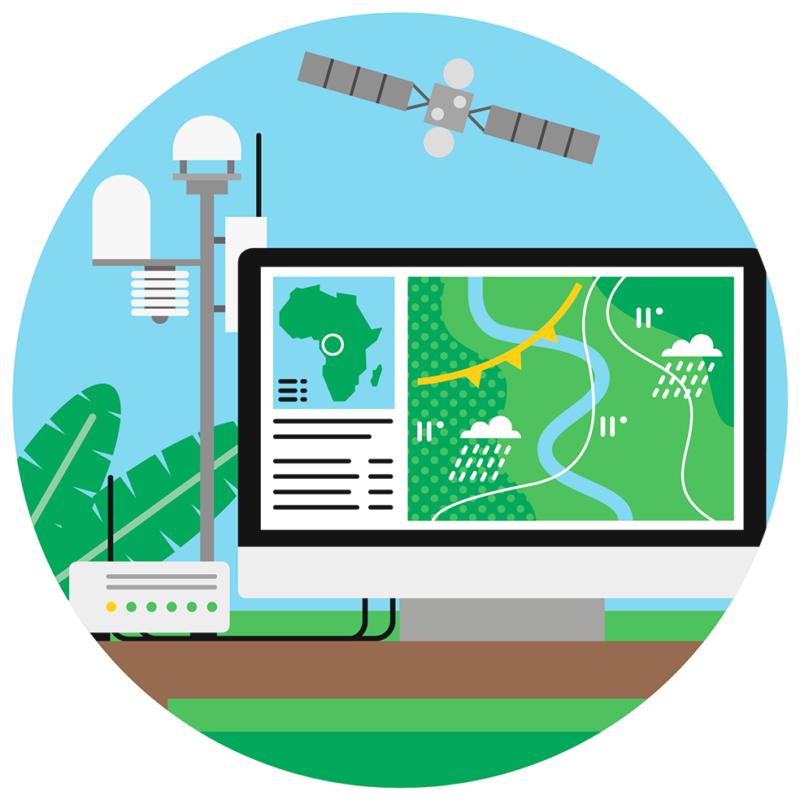 Illustraties Global Initiative / TU Delft