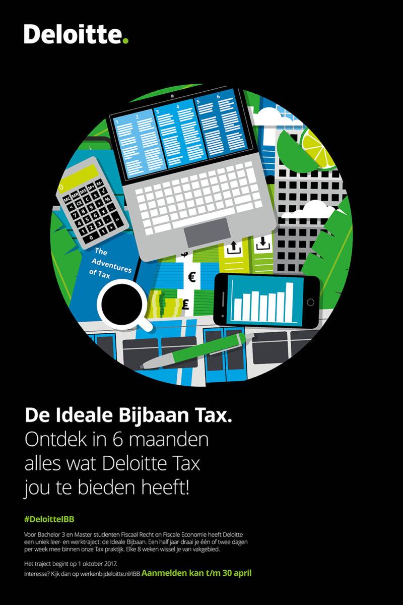 Affiches Deloitte