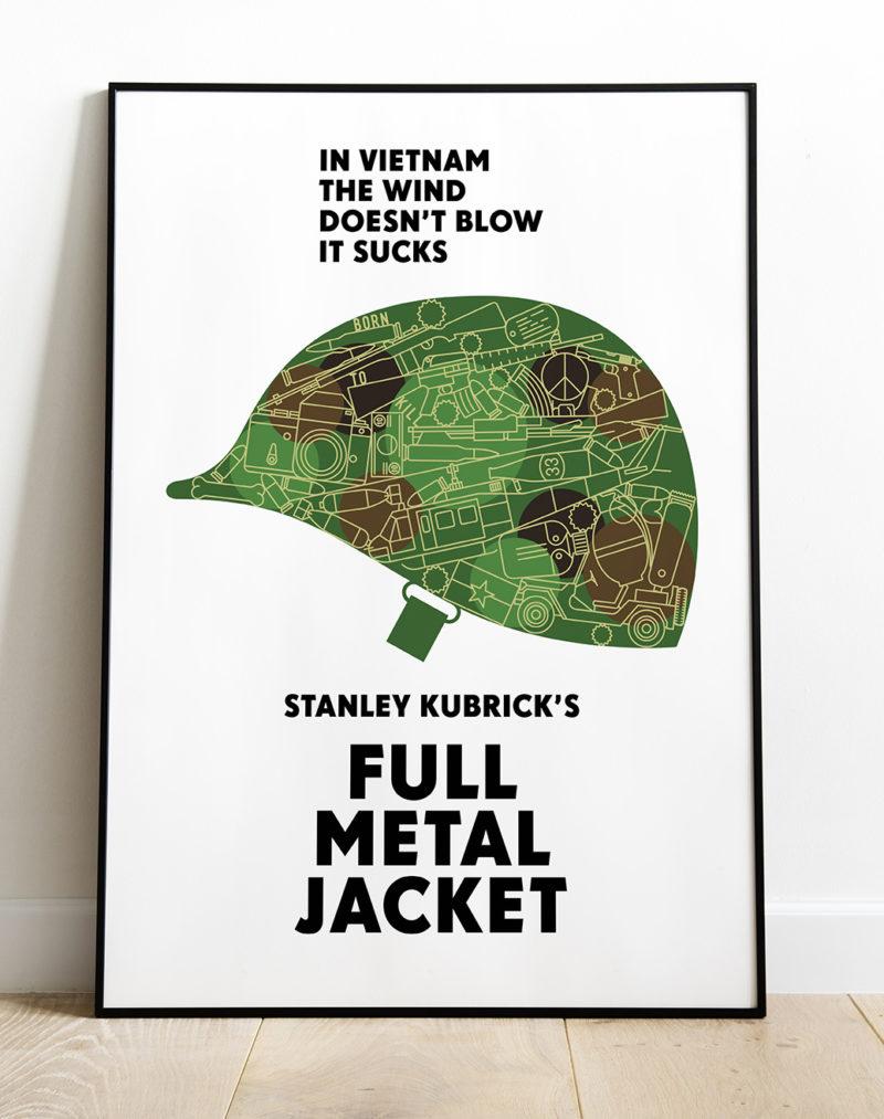Poster Full Metal Jacket (1987)