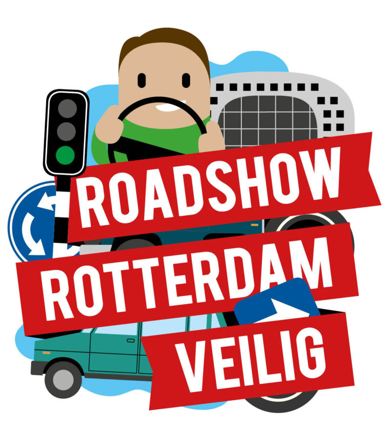 De Grote Verkeers Roadshow / Gemeente Rotterdam