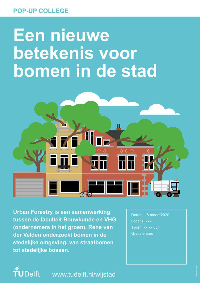Pop Up College / TU Delft
