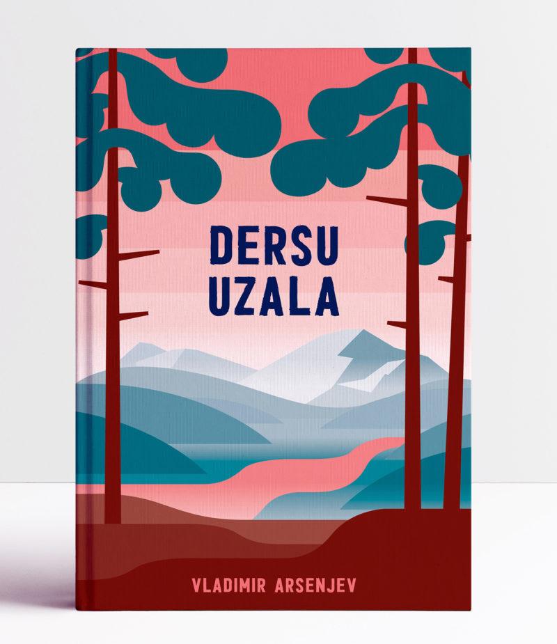 Boekomslag Dersu Uzala