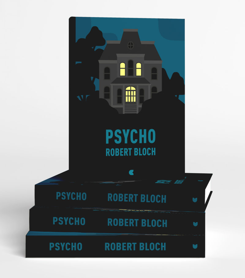 Boekomslag Psycho
