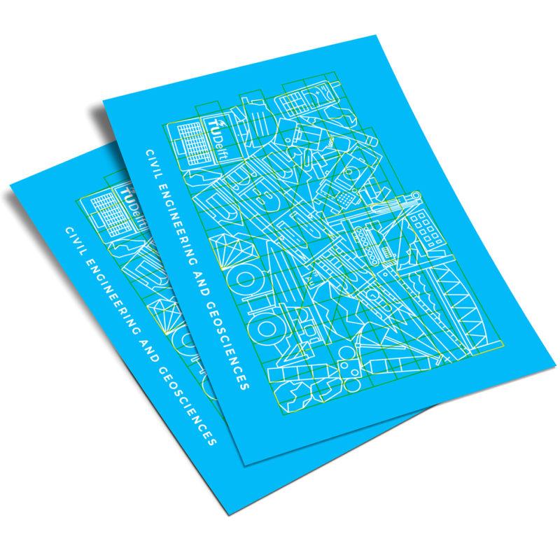 Kaart CEG / TU Delft