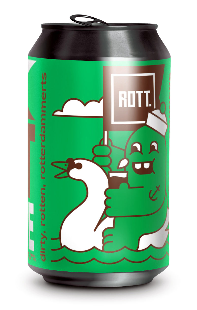 Colab Rott. Brouwers en Kaapse Brouwers