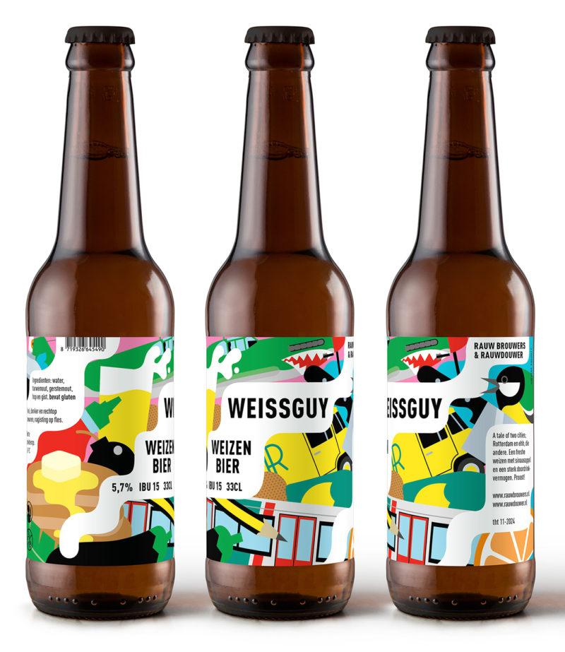 Weissguy / Rauwdouwer